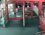 ATM強盗瞬間映像