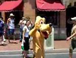 Pluto Fight