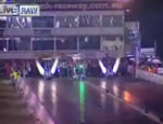 ドラッグレース 激しい事故映像