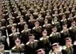 某国の軍隊訓練映像集