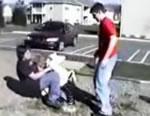 子供用の乗り物での悪ふざけは危険