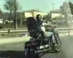 バイク用チャイルドシート