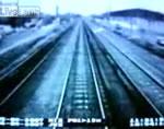 線路内に立ち入り自殺