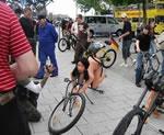エロエロ自転車