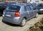 車の盗難防止