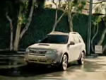 Car Wash - Subaru Forester