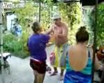 おばあちゃんのポールダンス
