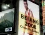 北京オリンピック向けVISAカードのCM