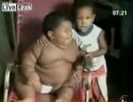 生後11ヶ月で28Kgの赤ちゃん
