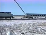 列車クラッシュテスト