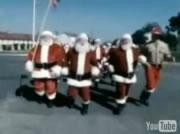 サンタになる為の過激な訓練