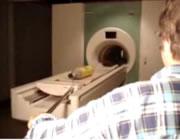 MRIにエアシリンダーを近づけると・・・