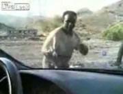 愉快に踊って洗車