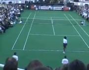 レミ テニスの試合に強制参加