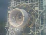 ジェットエンジン バードストライクテスト