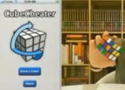 iPhone ルービックキューブを簡単にクリアできるアプリ