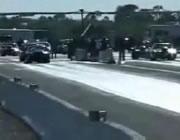 ドラッグレース事故