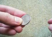 マッジク 割れるコインの作り方