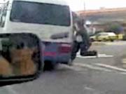 エルサルバドル 危険な通勤バス
