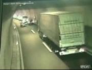 トンネル内事故