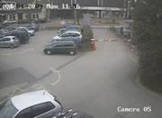 ゲートの後ろに駐めた車の悲劇
