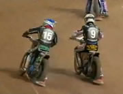 Dirt Bikers Fight After Race