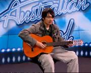 オーディションで Imagineを歌う