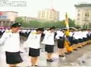 北朝鮮 もしも明るくて元気のいい軍隊なら・・
