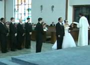 結婚式で緊張しすぎた男