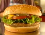 CM用のハンバーガーの作り方