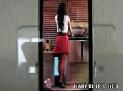 iPhone スカートめくりアプリ