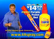 消臭スプレー(?) Aspray