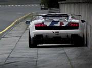 Lamborghini Blancpain Super Trofeo Race