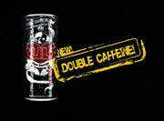 CULT Raw Energy Double caffeine