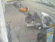 サンフランシスコ ケーブルカー衝突事故