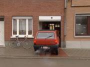 超狭い駐車場