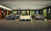 金持ちの駐車場 写真集