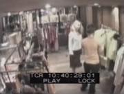 ブティック店員の恥ずかしい映像