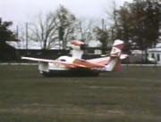 ホバークラフト飛行機