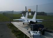 自作ラジコン飛行機