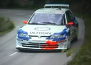 Pure Peugeot 306 Maxi with pure engine sounds