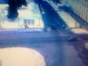 ロシア 交差点事故