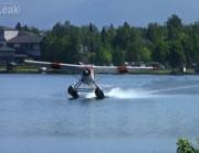 水上飛行機 離陸失敗