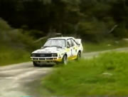 Sport quattro S1 映像集