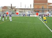 サッカー チームプレイ