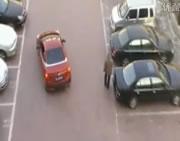 割り込み駐車
