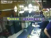 イラン 宝石店で武装強盗事件
