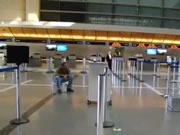 ロサンゼルス国際空港で爆弾騒ぎ