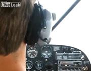 パイロットのちょっとしたジョーク