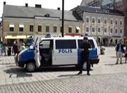 スウェーデンの踊る警官